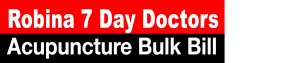 Bulk-bill-robina 7 day doctor and acupuncture-gold coast