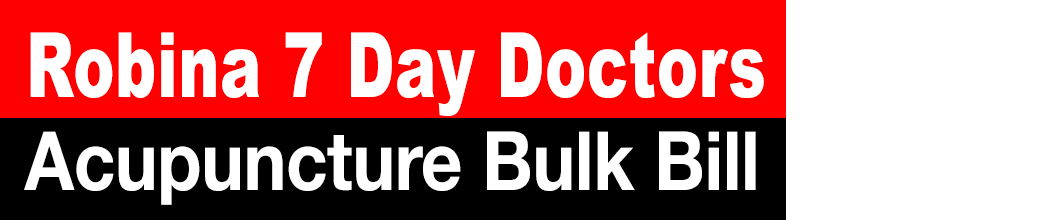 Robina Doctors and Acupuncture Bulk Bill