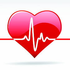 picture of a heart and acupuncture