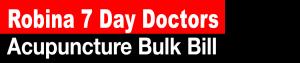 Acupuncture bulk bill