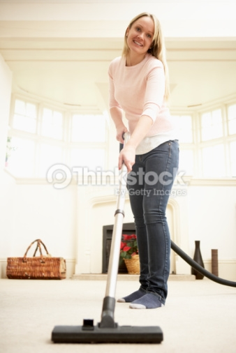 Can doing housework get you fit ?
