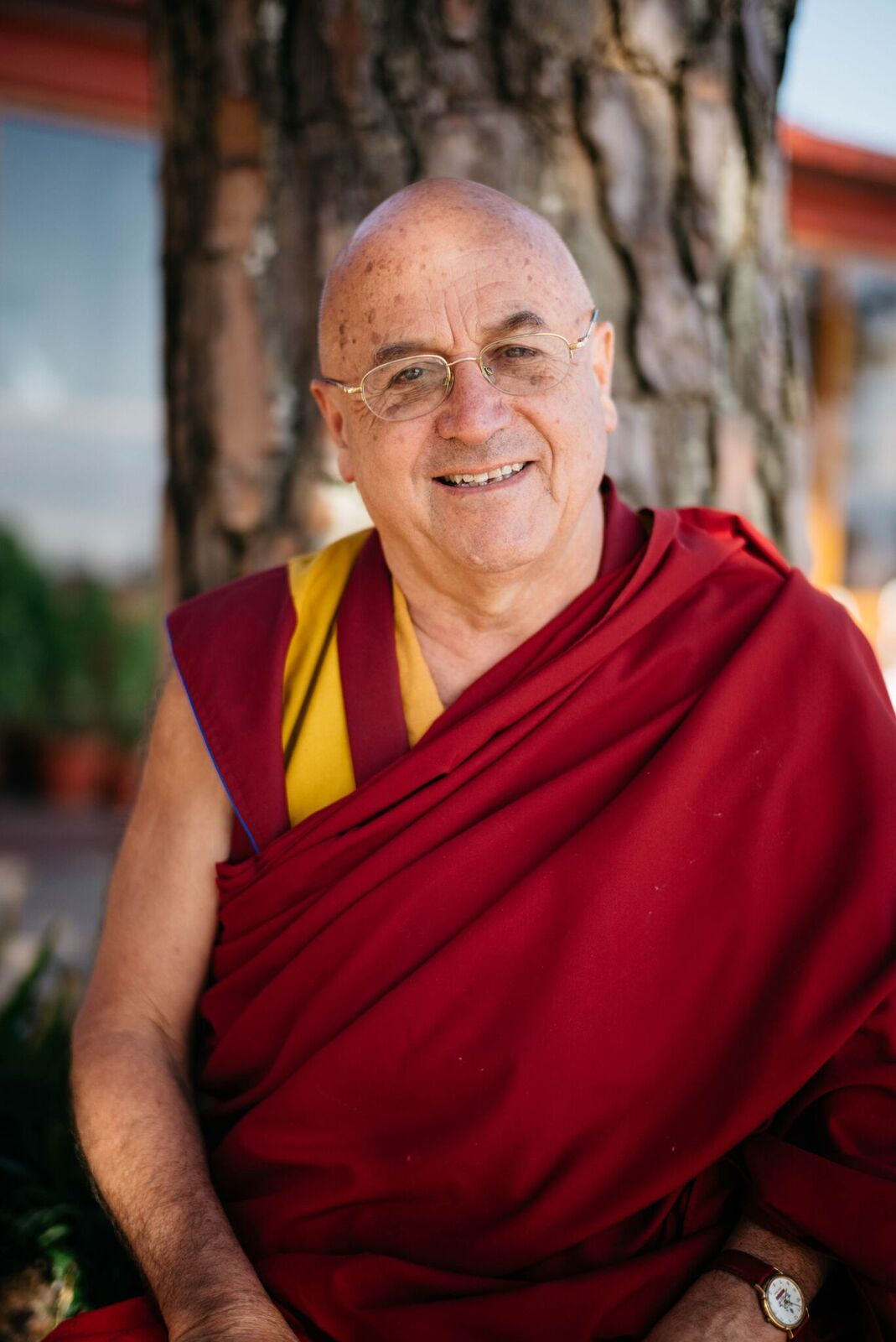 Matthieu Ricard on Happiness from the Tibetan pov
