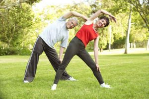 Exercise for heart patients