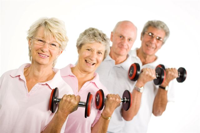 Muscle-strengthening in the Covid Age